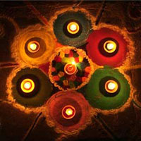 Ideas  Home Design on Diwali And Home Decorations Ideas