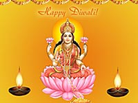 Laxmi wallpaper for diwali