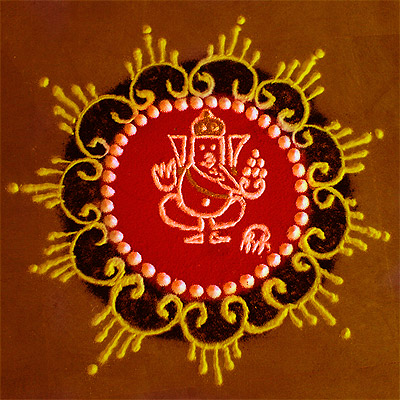 About Rangoli, rangoli designs, and how to make a rangoli