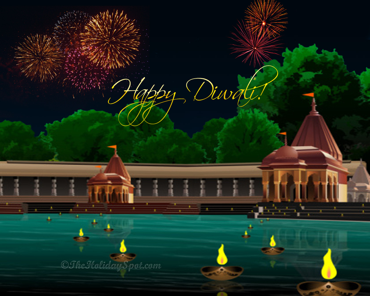 Wallpapers On Diwali