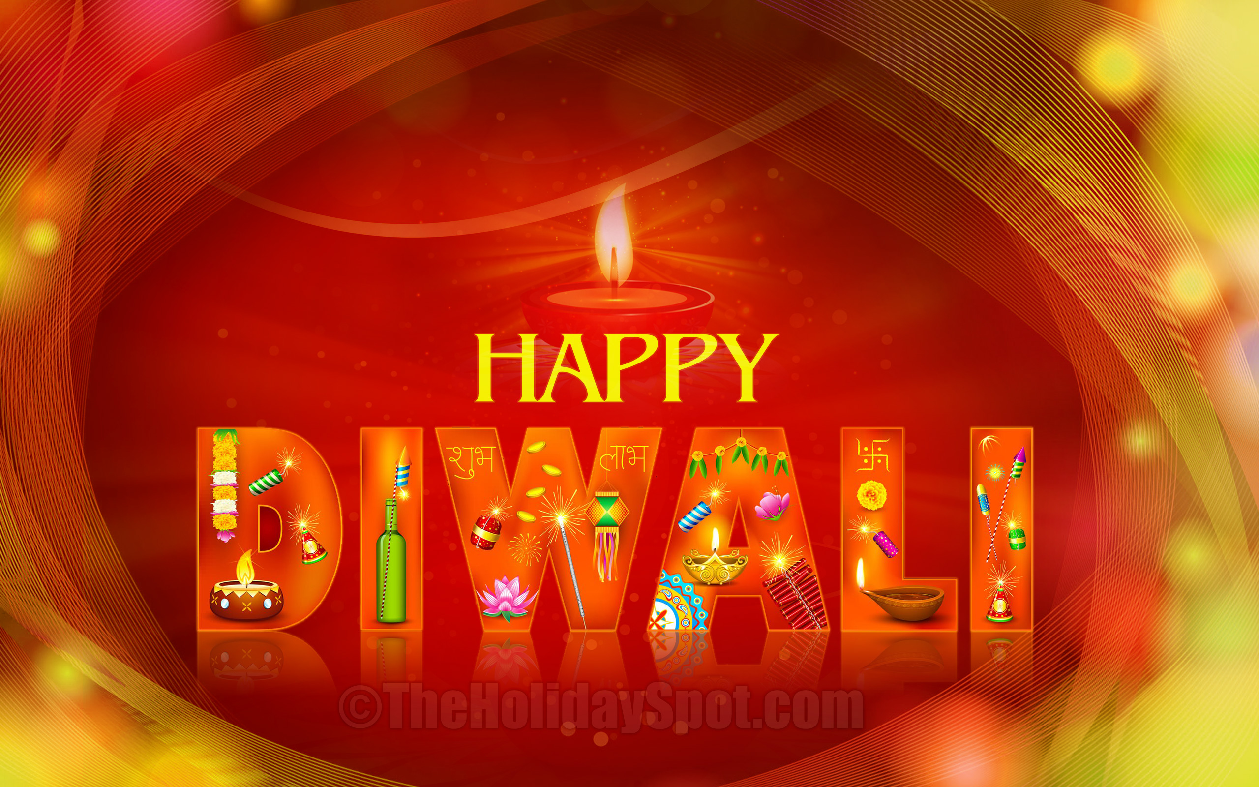 High Resolution Diwali Wallpapers: Happy Diwali Wallpapers And Backgrounds