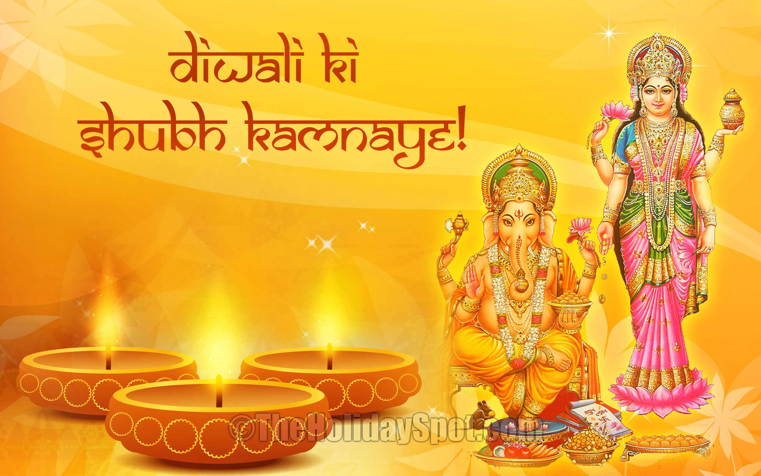 Wallpaper download diwali - Diwali Ki Shubh Kamnaye From Goddes Lakshmi And Lord Ganesha