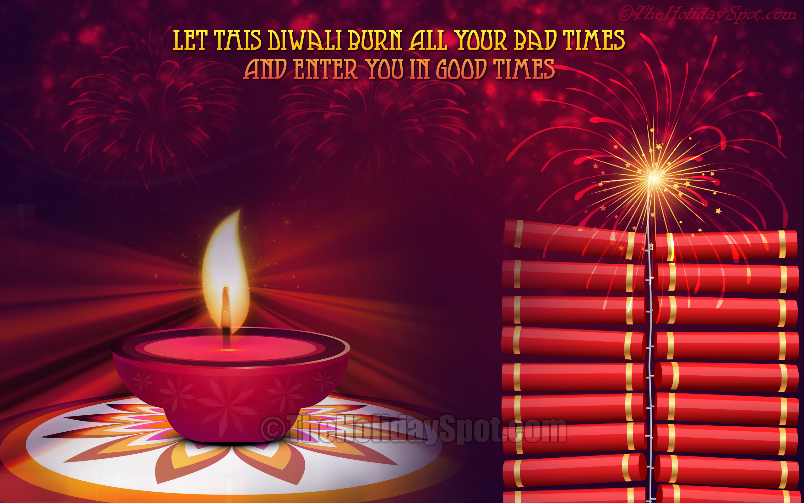 Wallpaper download diwali - Fire Crackers And Diya Wallpaper For Diwali New