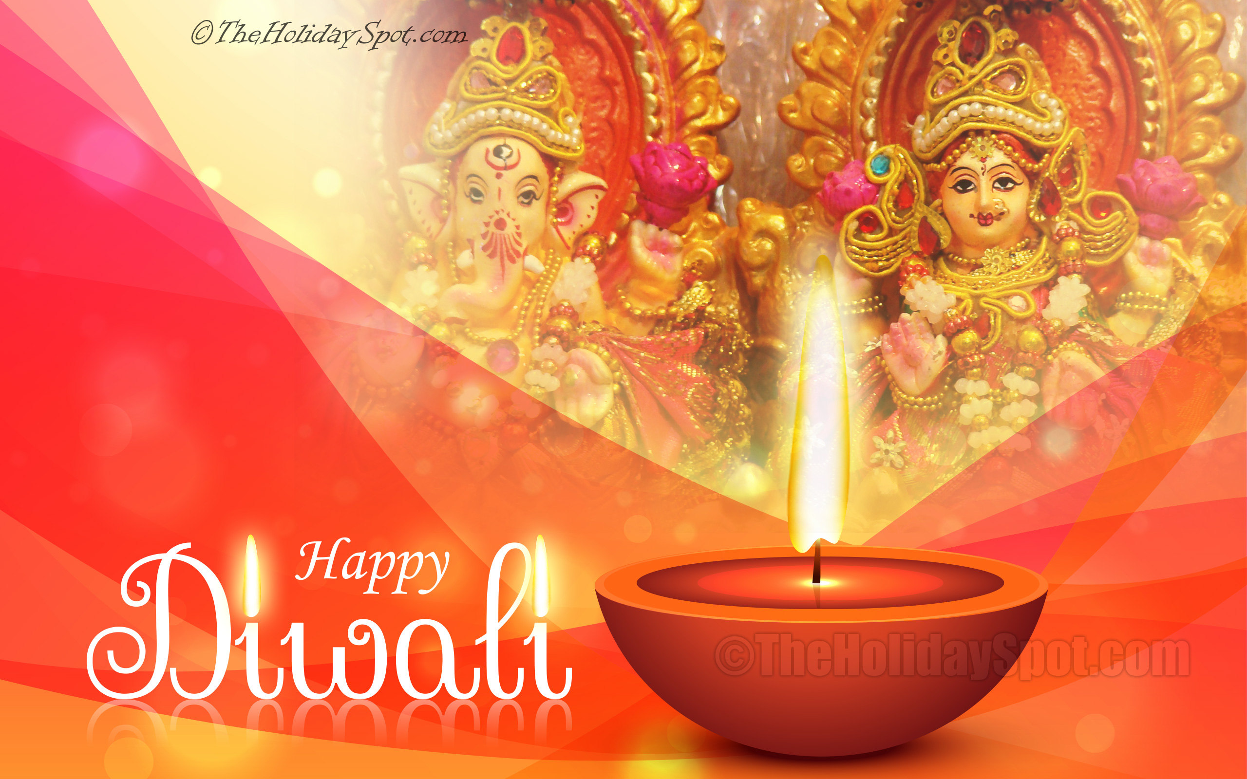 Wallpaper download diwali - Hd Diwali Wallpaper Of Lakshmi And Ganesh New