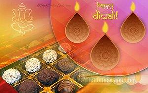 Wallpaper - Sweetness of Diwali