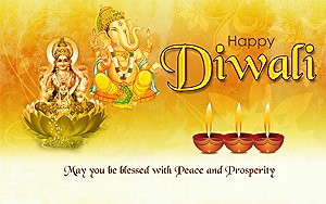 Blessings of Lord Ganesha and Goddess Lakshmi