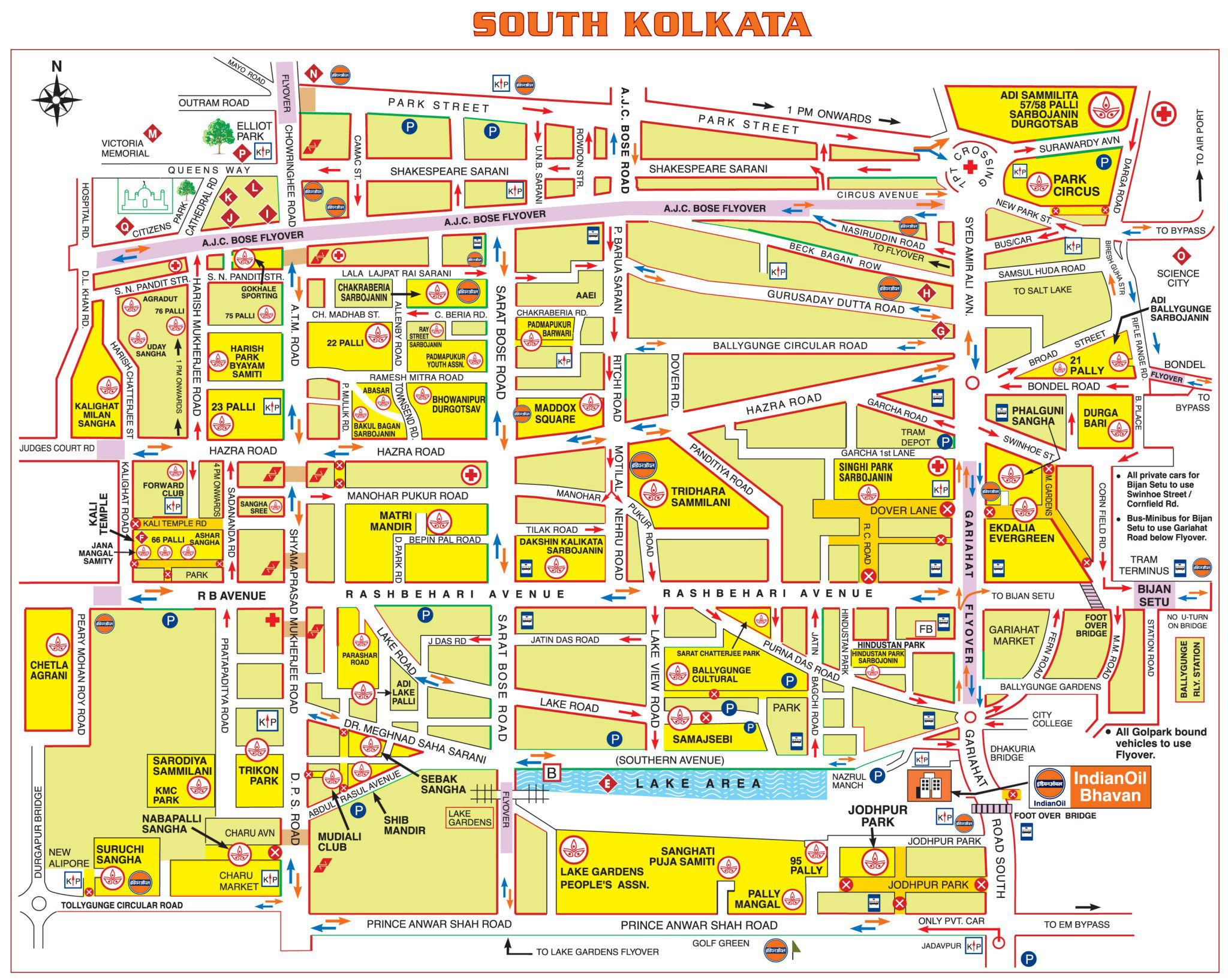 South Kolkata