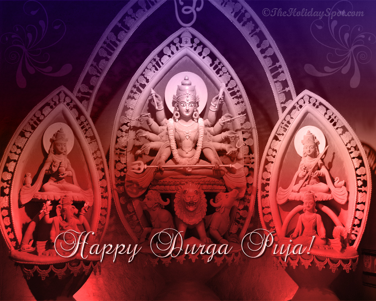 Wallpapers for durga puja its free download now hd sharodiya durga puja wallpaper altavistaventures Choice Image