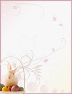 Send a personalized letter from the easter bunny to your child for Letter to easter bunny template