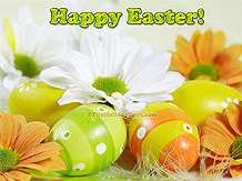 Egg Cellent Easter Screensaver