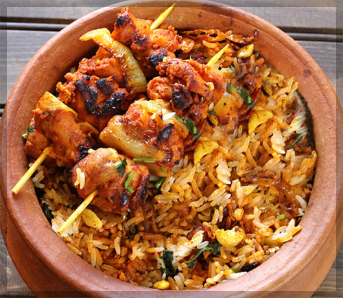 Muslim recipes for eid chicken tikka biryani recipe for eid ul adha forumfinder Choice Image