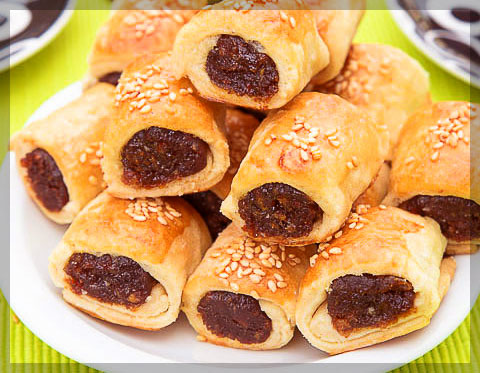 Muslim recipes for eid kleicha date cookies forumfinder Image collections
