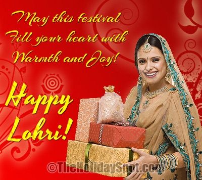 Heart-filling wishes of Lohri
