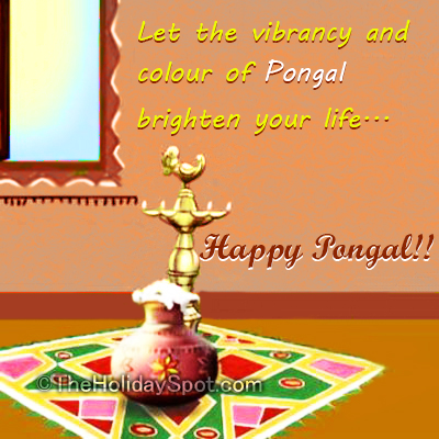 Heart-filling wishes of Pongal