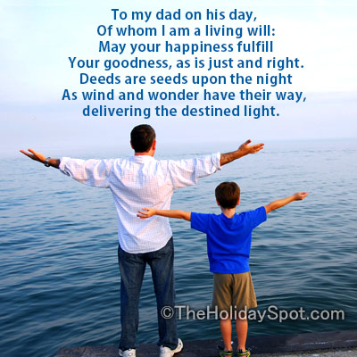 dad you are my world fathers day poem cards