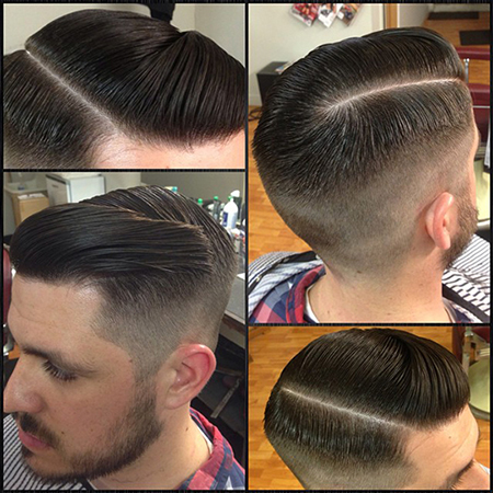 special hairstyle for father's day