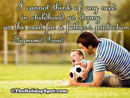 Famous Quote Of The Day Extraordinary Father's Day Quotes