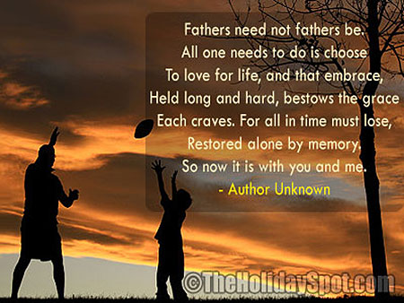 Quotes On Father For Fathers Day