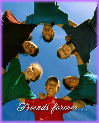 friendship special page send lovely friendship messages