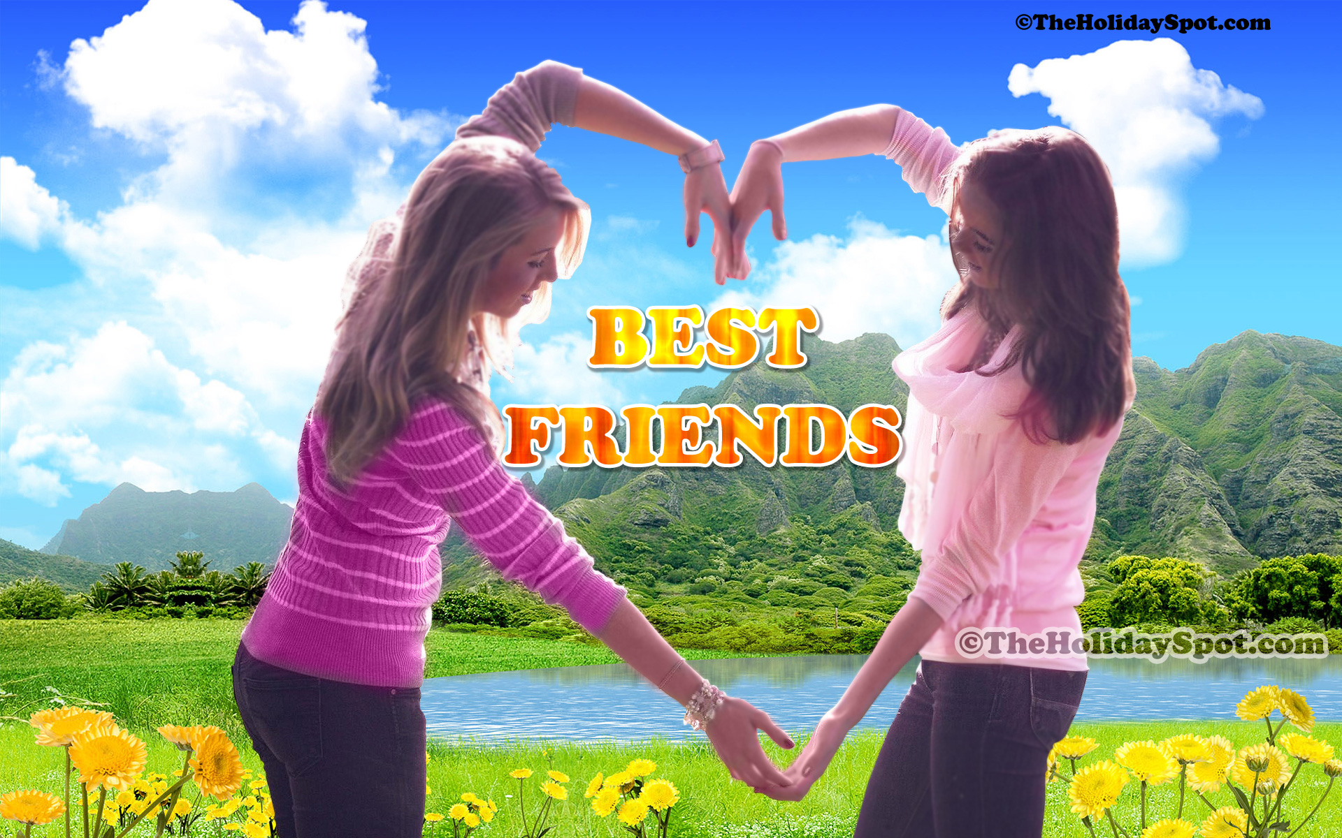 Best Friend Quotes Images In Hd : Friendship wallpapers and backgrounds in hd
