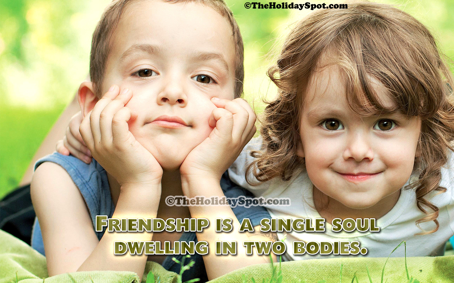 Friendship Day Funny Fruit HD Wallpaper Wallpapers - New HD Wallpapers