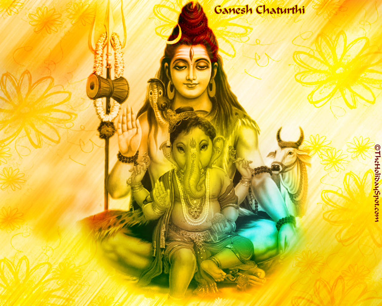 Ganesh Chaturthi Wallpapers Hd Lord Ganesha Wallpapers