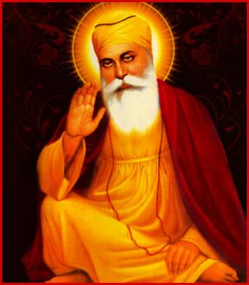 Photo of Guru Nanak ji (courtesy:http://www.theholidayspot.com/guru_nanak_jayanti/images/guru-nanak.jpg)