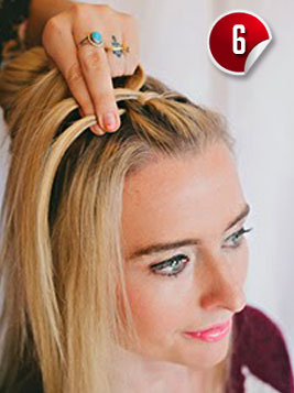 Peachy Double Braided Complex Bun Hairstyle For Special Occasions Hairstyle Inspiration Daily Dogsangcom