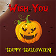 Animated Halloween Wishes