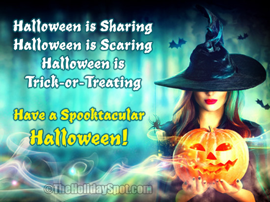 Have a Spoktacular Halloween