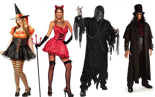 DIY Costume Ideas for Halloween