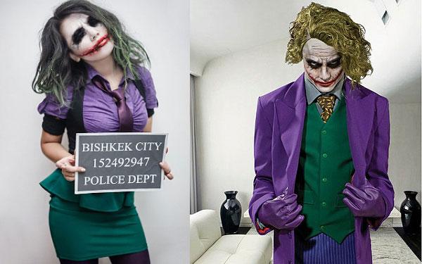Diy costume ideas for halloween halloeen costume bad joker costume solutioingenieria Gallery