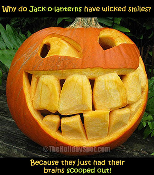 Halloween Jokes for Adults