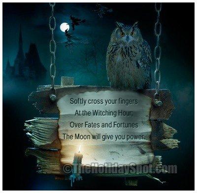 Halloween Poems Halloween Poems For Kids Short
