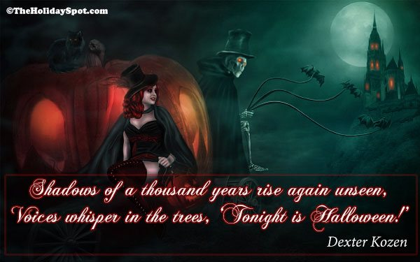 Halloween Quotes and Sayings | Short Halloween Quotes ...