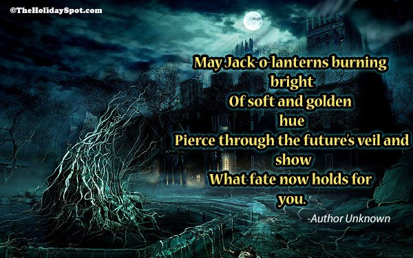 Delicieux ... Halloween Quote; Halloeen Quote   Funny And Scary Quote ...