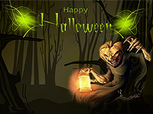 Halloween screensavers halloween screensavers free - Scary halloween screensavers animated ...
