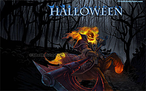 download this high resolution jack o lantern wallpaper for your desktop and spread the
