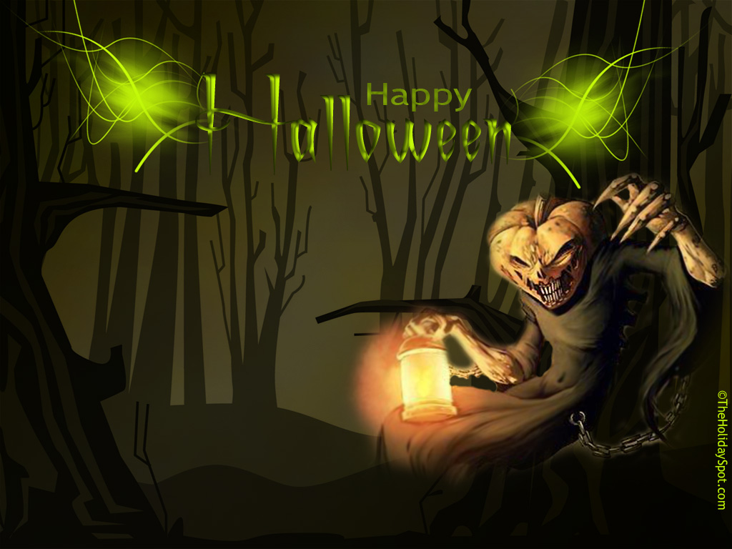 Halloween Scary Jack Skellington Wallpaper Free Down