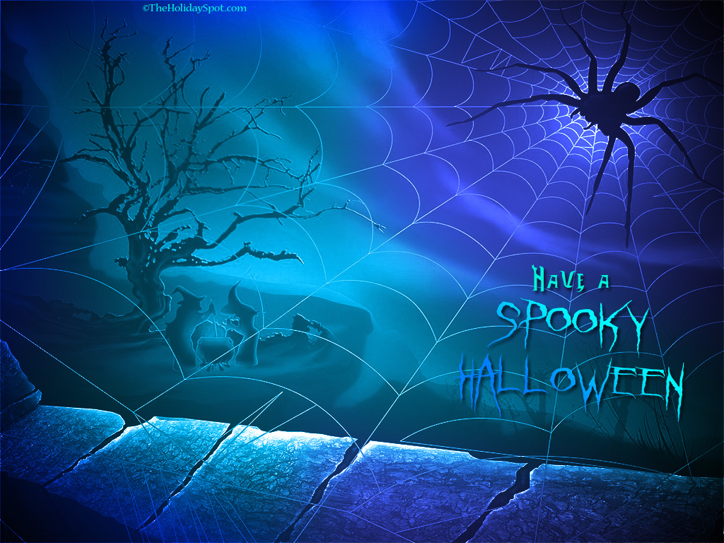 Halloween Spooky Wallpaper.Wallpapers Of Halloween