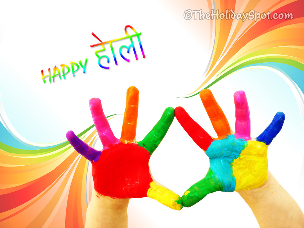 Holi Wallpaper Happy Holi
