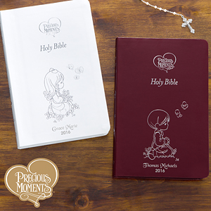 Precious Moments® Children's Personalized Bible