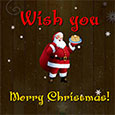 Animated Christmas Wishes