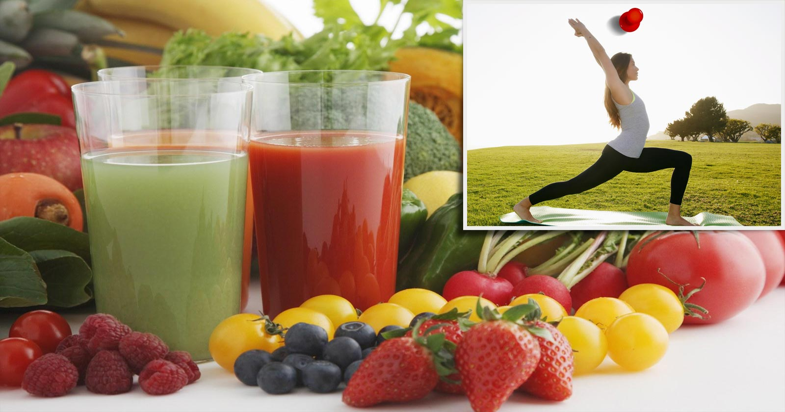 Natural ways to a Healthy Lifestyle