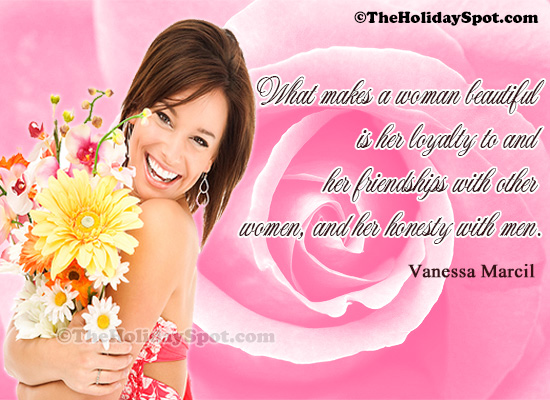 Quotes On International Women S Day