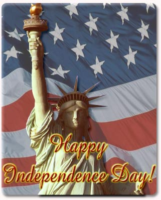happy independence day america