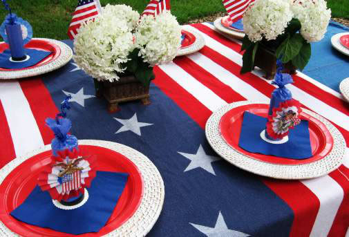 4th of july party ideas for 4 of july decorations