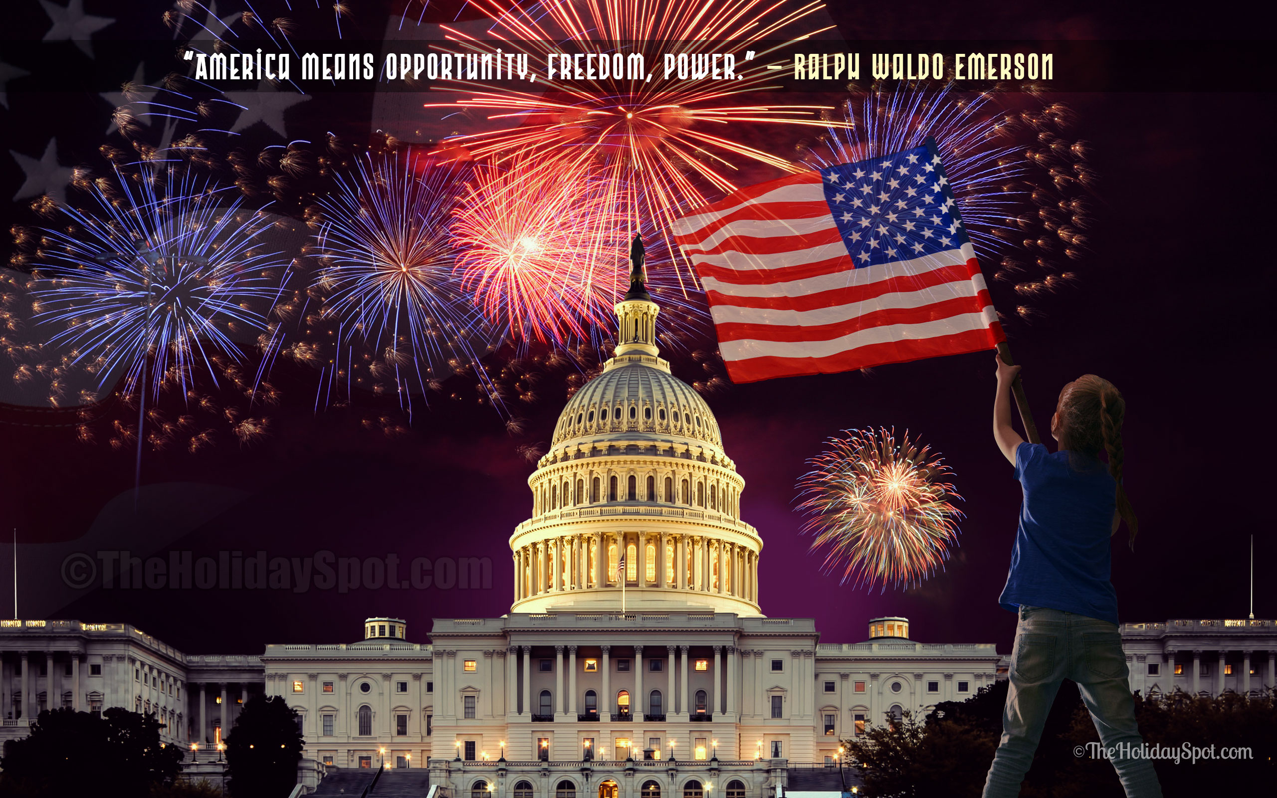 Independence Day (4th July) HD Wallpapers