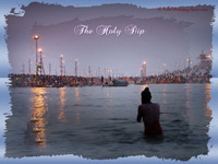 The Holi Dip