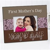First Mother's Day Personalized Photo Frame